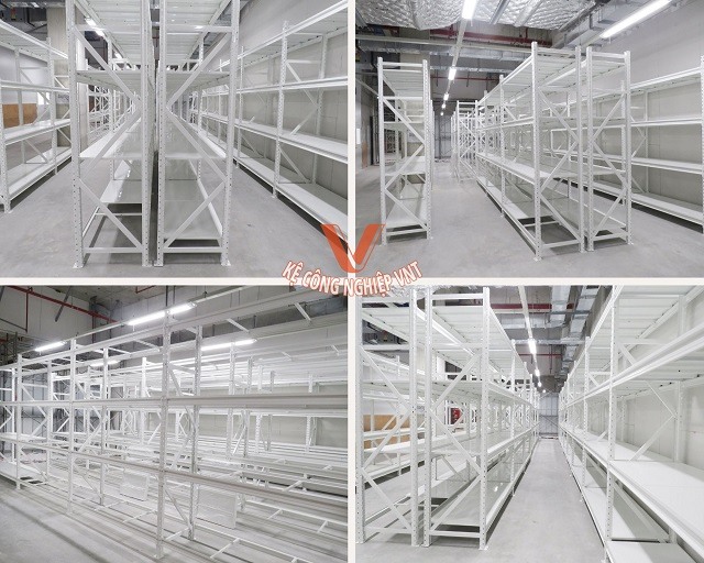 dự án kệ trung tải aeon mall