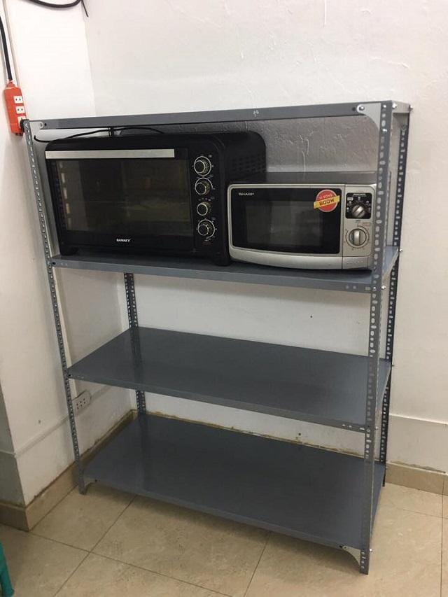 giá để đồ đa năng phòng bếp