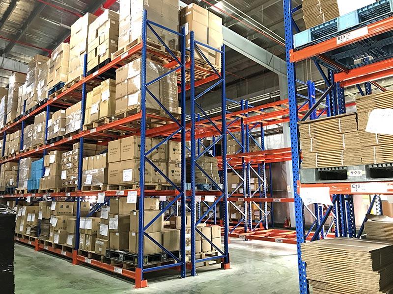 vai trò của kho bãi trong logistics